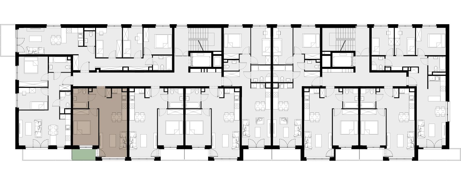 Mieszkanie Nr / 1.10